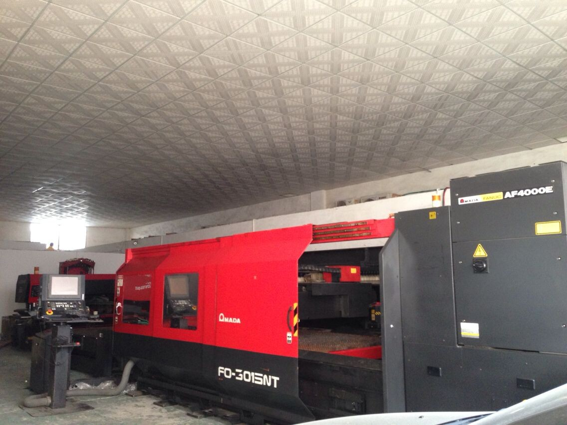 4000w amada laser cutting machine
